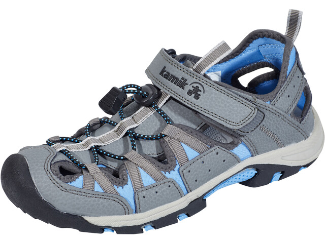 Kamik Islander Sandals Women Light Grey